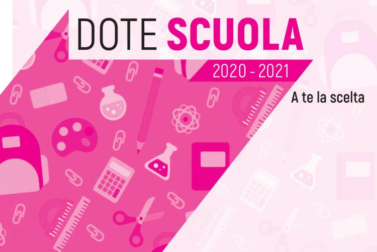 Dote Scuola Regione Lombardia